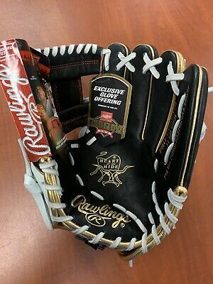 "Rawlings Heart of the Hide Gold Glove Club Series 11.50"" Infield Glove. Rawlings Infield Gloves"