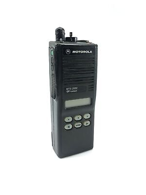 Motorola Flashport Mts 2000 Two Way Radio Handie Talkie Parts