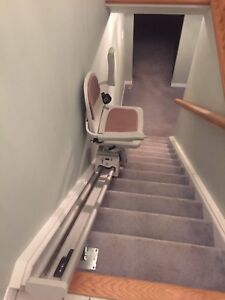 Stair lift in new condition