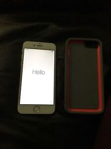 White IPhone 6 - 16GB Bell