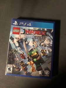 Lego ninjago video game sealed