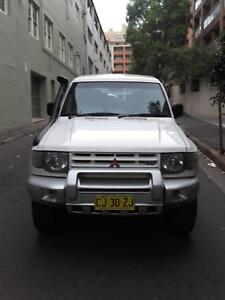 1999 Mitsubishi Pajero Wagon Camperdown Inner Sydney Preview
