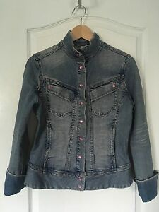 Parasuco Denim Jacket Sz S