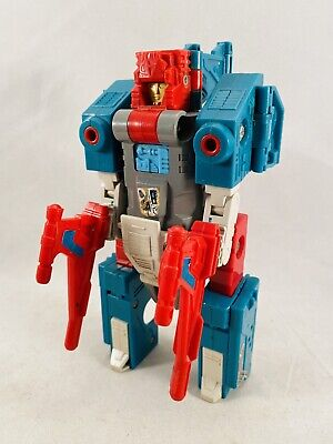 Quickswitch 100% Complete Six Changers 1988 Vintage Hasbro G1 Transformers