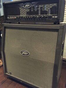 Peavey Valve King VK100 - Guitar Amplifier 4x12 cab half stack
