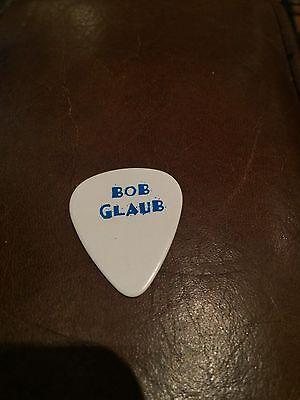 BOB GLAUB - John Fogerty - BLUE MOON SWAMP TOUR GUITAR PICK!