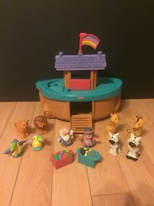 Jouet Little People Arche de Noé Fisher Price