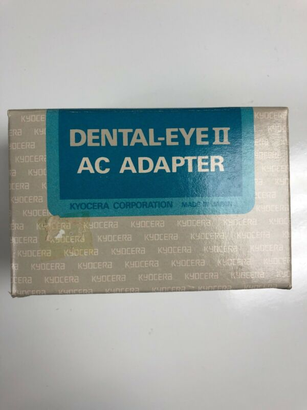 Kyocera Dental-Eye Medical II AC Adapter (BRAND NEW!)