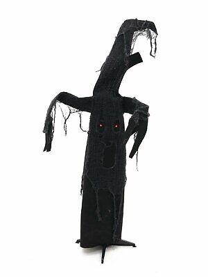 Halloween, schwarzer Baum ,110 cm, Arme und Kopf - Animierte Halloween