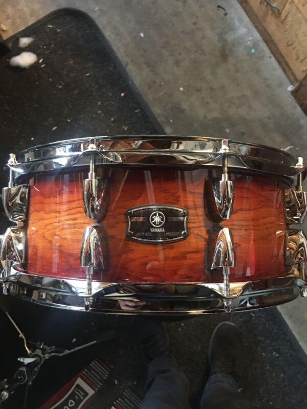 Yamaha Live Custom Snare