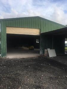 RENT-LARGE SHED AVAILABLE FOR STORAGE Kemps Creek Penrith Area Preview