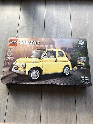 LEGO® Creator Expert Fiat 500 (10271) BRAND NEW & SEALED BOX!!