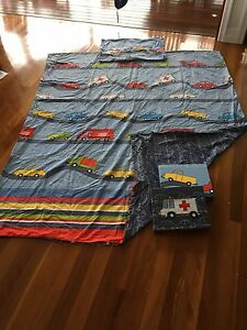Boys Doona Set/ Bedroom Decor/ Double bed set Ashgrove Brisbane North West Preview