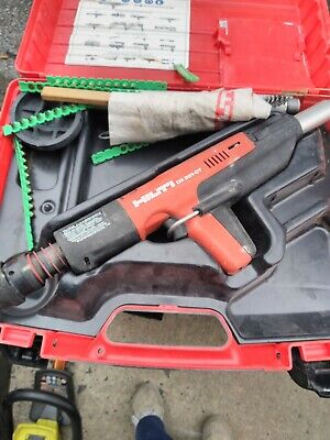 Hilti Dx 351-ct Power Actuated Tool With Fastener Tool