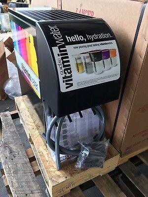 Lancer 4 Valve Commercial Beverage Drink Dispenser 85-0524a-111m