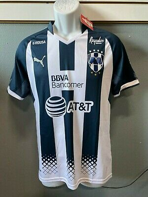 Rayados Monterrey jersey 100% authentic puma brand local manga corta