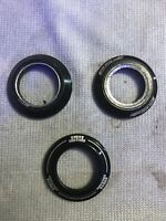 Scooter headset caps
