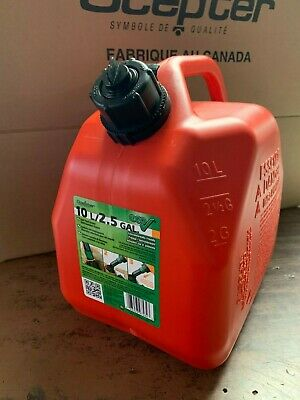 Scepter 2.5 Gallon Fuel Can Part 07378