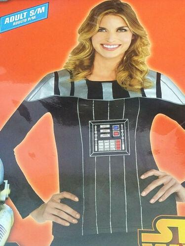 Darth Vader Long Sleeve Top Star Wars Disney Adult Costume