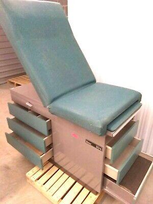 Midmark Ritter 104 Medical Exam Table Bed 5 Drawersstep 120v Outlets 100-025