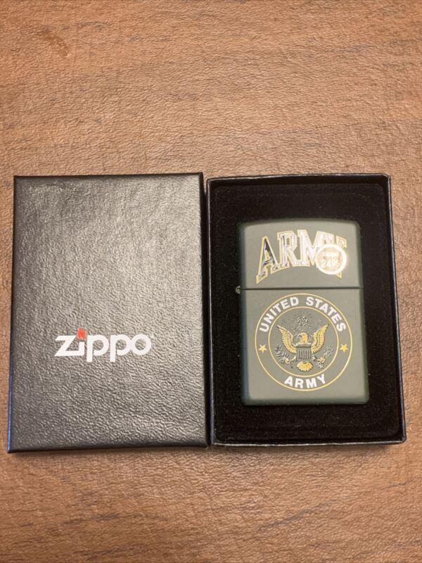 Zippo US Army New