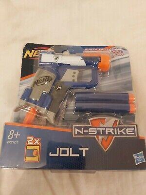 Nerf N-strike Elite Jolt Blaster In Packaging
