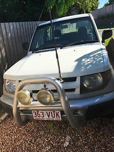 $1000 - 1999 Mitsubishi Pajero io - New engine needed* Yamanto Ipswich City Preview