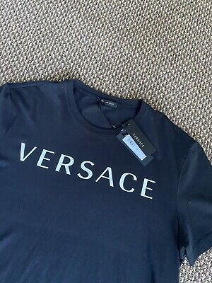 men's versace t shirt
