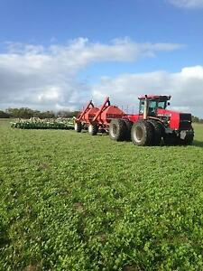 2 morris airseeder boxes Dongara Irwin Area Preview