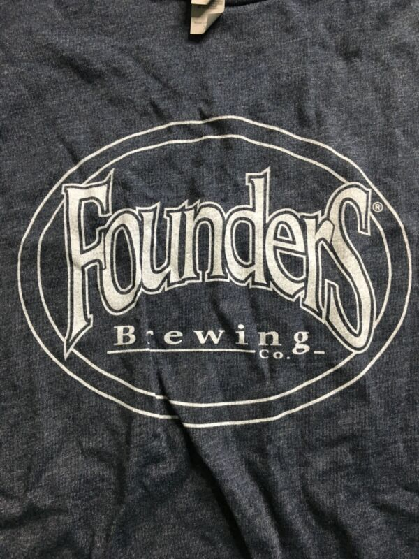 Founders Brewing Beer T-Shirt XL