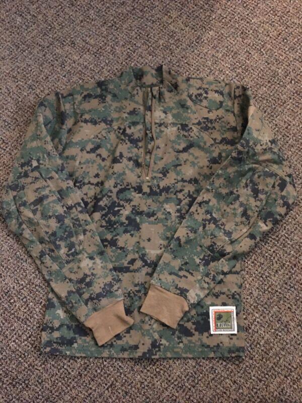 Woodland Marpat Inclement Weather Combat Shirt MR