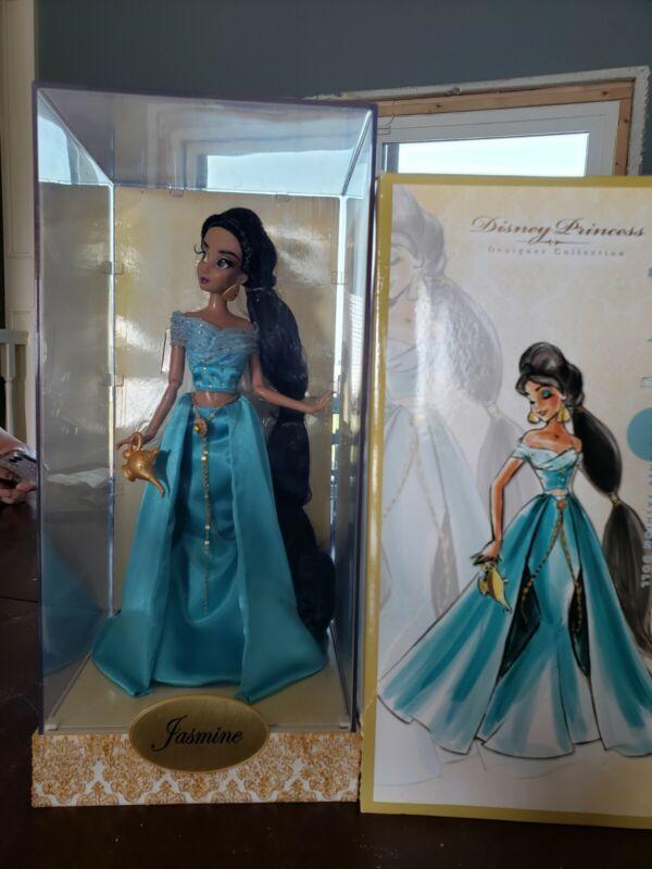 Disney Princess Designer Collection Doll Jasmine