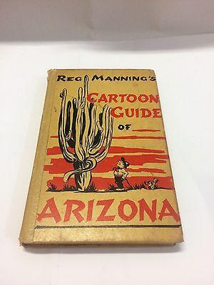 Антикварные и коллекционные Reg Manning's Cartoon