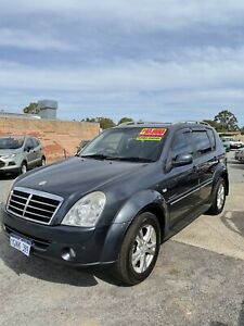 2010 Ssangyong Rexton DIESEL Rx270 Automatic FREE 12 Month Warranty.