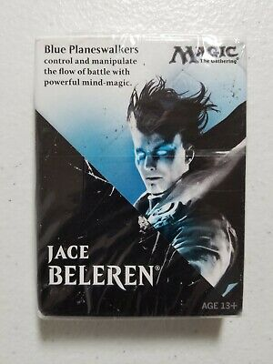 Magic Gathering Blue Planeswalkers Jace Beleren Trading Card Starter Pack New