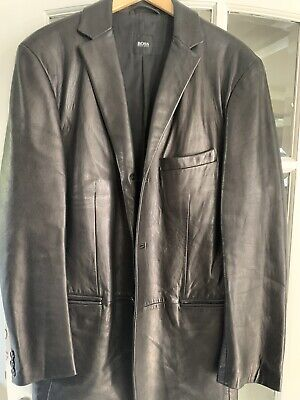 Men's Hugo Boss Lambskin Blazer Style Jacket