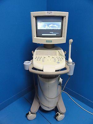 2004 Siemens Sonoline G20 Ultrasound W Ev9-4 Endocavity Transducer 10968