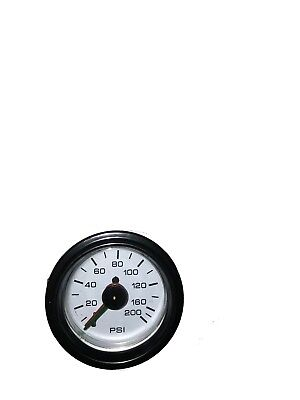 Dual Needle - Air Gauge Dual Needle 150psi Air Ride Suspension System Part 2