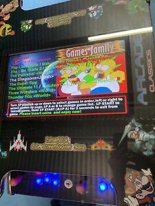 Cocktail arcade table