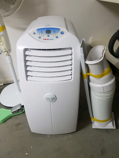 Polocool 5.5kw portable aircon largest one on the market