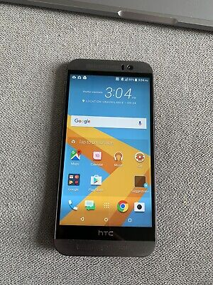 HTC One M9 - 32GB - Gunmetal Gray (Unlocked) Smartphone
