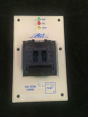 Actel Activator Fixture Ma3-qf208 1630030