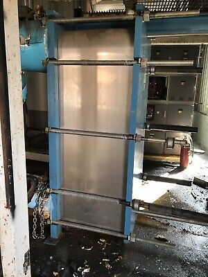Muller Accu-therm Heat Exchanger 125psi 150f