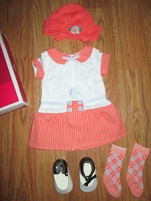 """Authentic 18"""" AMERICAN GIRL DOLL KIT'S MINI GOLF OUTFIT CLOTHES NEW Lanie Julie segunda mano  Embacar hacia Argentina"""