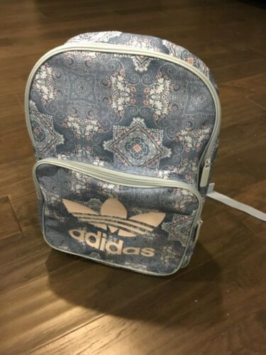 Adidas Originals Women's Girls Youth Backpack School Bag S