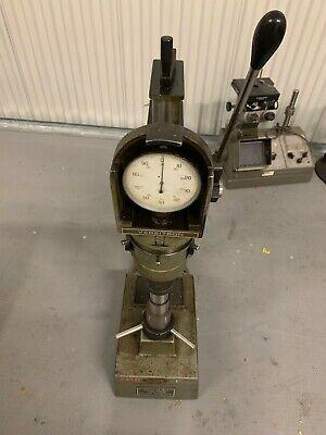 Versitron Rockwell Hardness Tester