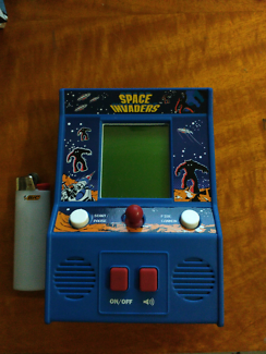 Space Invaders Arcade Game Classic