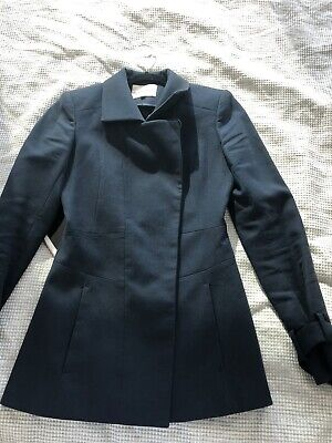 Reiss Navy Blue Jacket for sale  Shipping to India