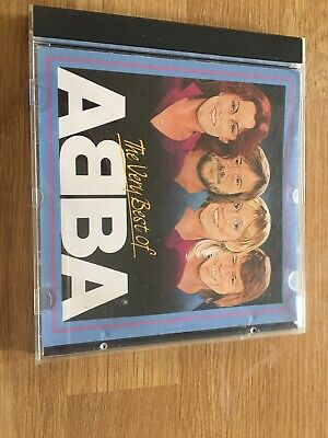 The Very Best Of Abba Cd