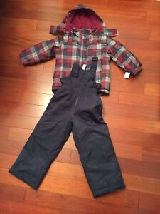 Size 5 Snowsuit New with Tags